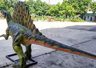 Electric Handmade Realistic Animatronic Dinosaur For Jurassic Theme Park
